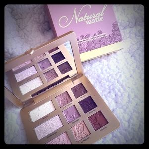 NEW TooFaced Natural palette